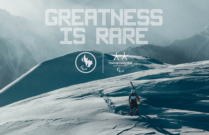 Greatness is Rare: Broadcast It - Mac Marcoux alone on mountain tops