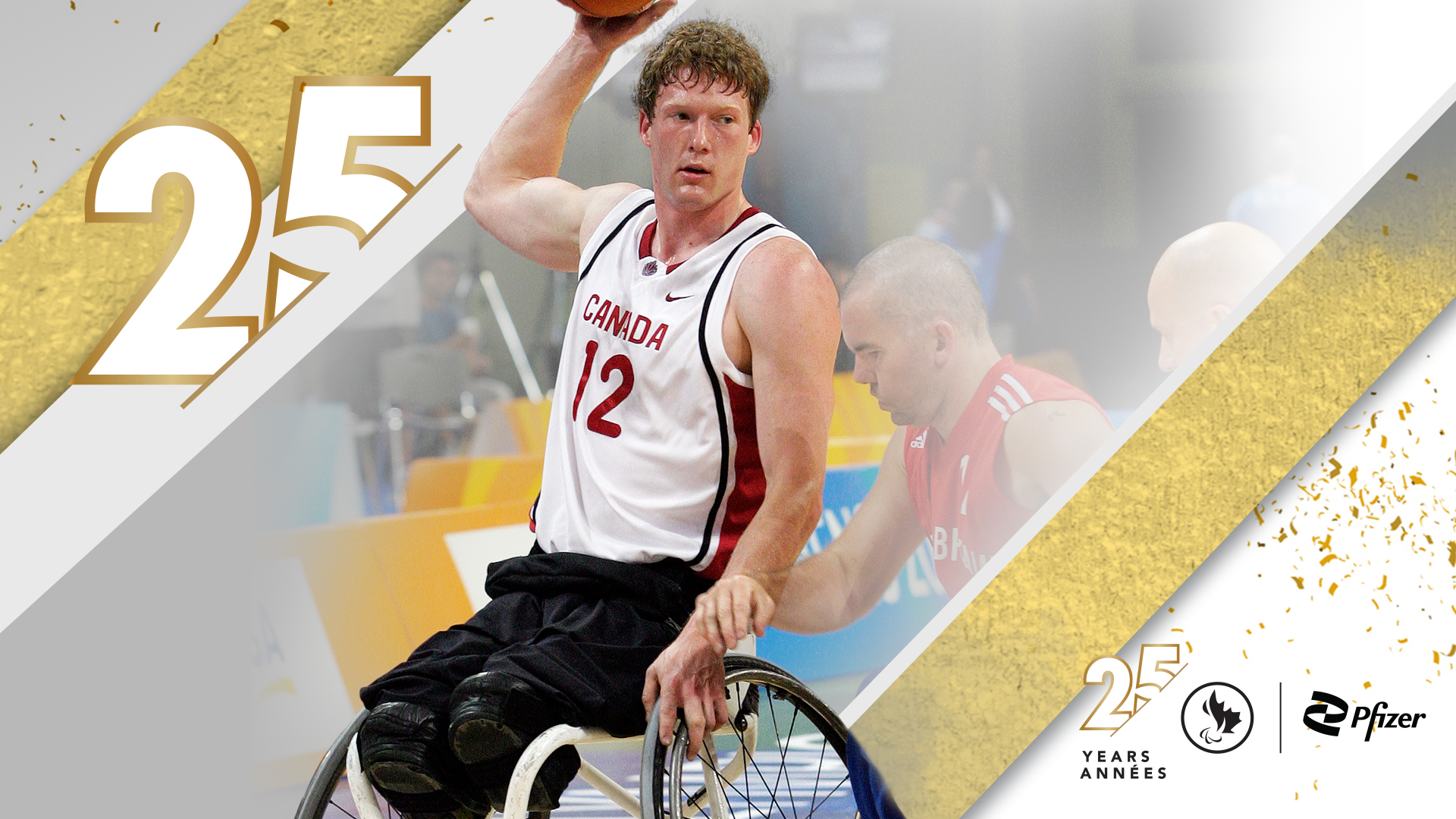 Patrick Anderson, wheelchair basketball