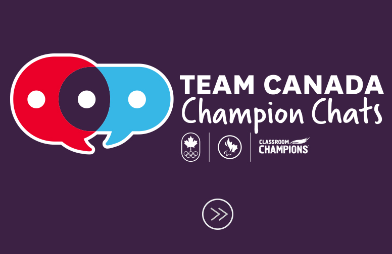 Team Canada Champion Chats logo