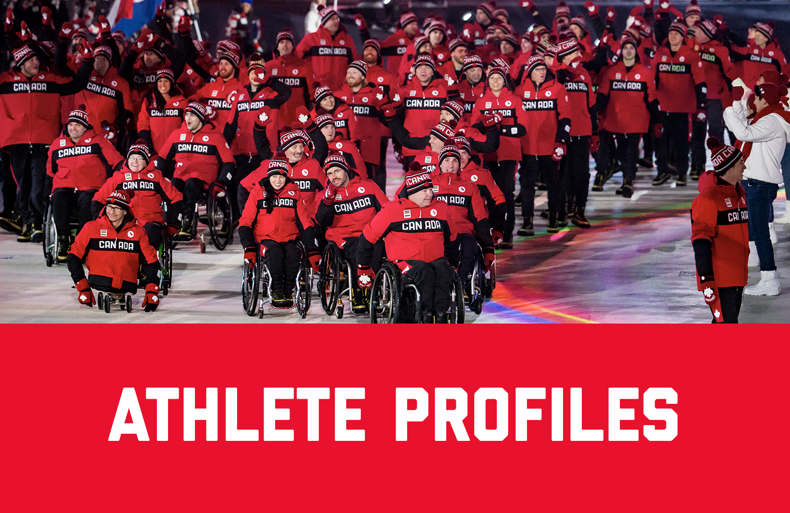 Athlete Profiles