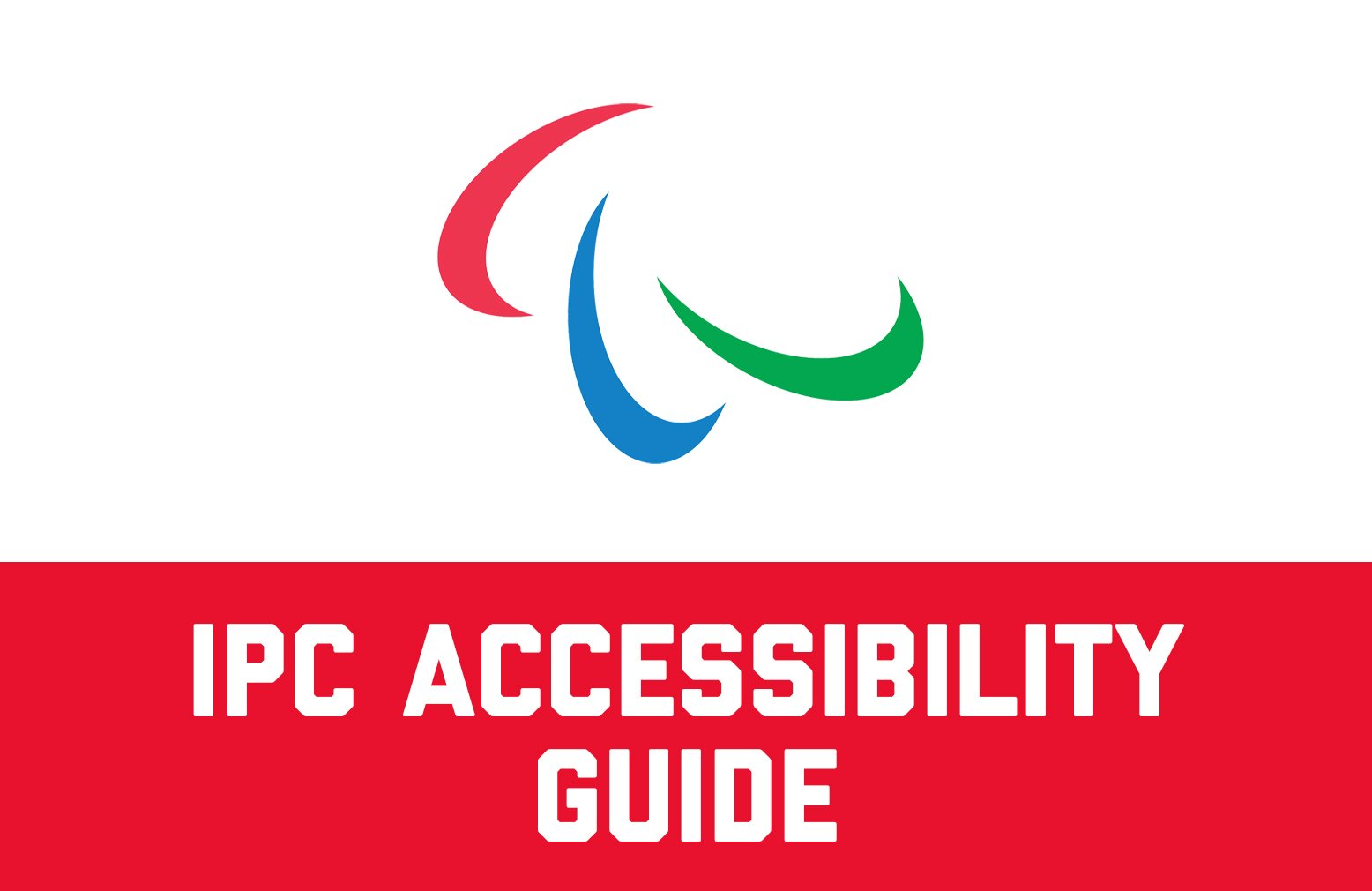IPC Accessibility guidelines
