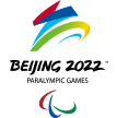 Beijing 2022 Paralympic Games logo
